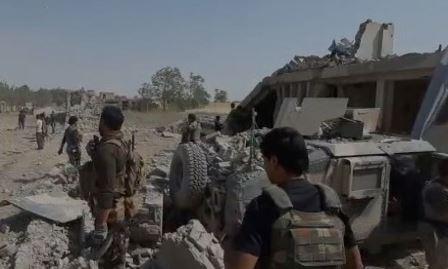 طالبان کا فوجی کمپاؤنڈ پر حملہ، 4 ہلاک،  43 زخمی