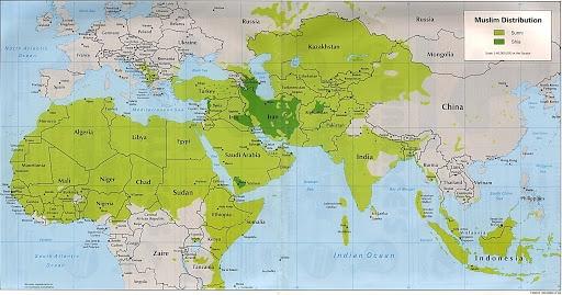 مسلم دنیا دو سے تین گروہوں میں بٹ گئی: پاکستان کے لیے نئے اتحاد میں مشکلات