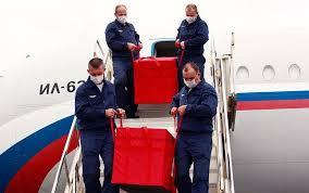 روسی کووڈ19 ویکسین سپوتنک وی کی پہلی کھیپ وینزویلا پہنچ گئی، صدر نیکولس کا روس کا شکریہ
