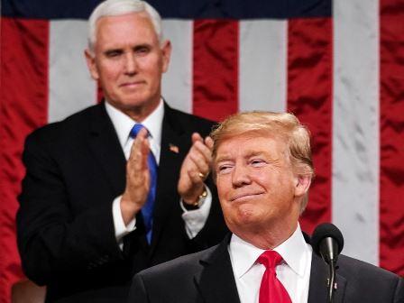 صدر ٹرمپ کے خلاف مواخذے کی دوسری تحریک کی منظوری