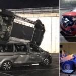 ہسپانیہ: ملازمت سے نکالنے پر مرسڈیز کے سابق ملازم نے فیکٹری میں گھس کر کروڑوں ڈالر کی گاڑیاں کباڑ بنا دیں