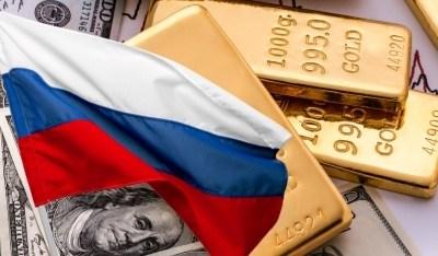 روس کی ڈالر، یورو اور پاؤنڈ کی بجائے سونے اور چینی یوآن میں سرمایہ کاری کی پالیسی جاری، بڑے اہداف حاصل