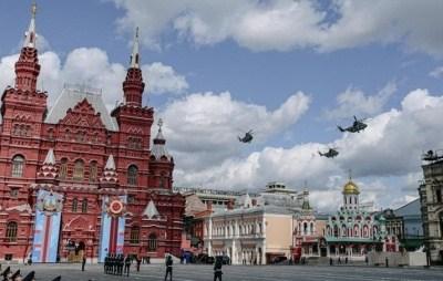 روس: دوسری جنگ عظیم میں نازی جرمنی کے خلاف فتح کا جشن، ماسکو میں فوجی پریڈ کا انعقاد – براہ راست ویڈیو