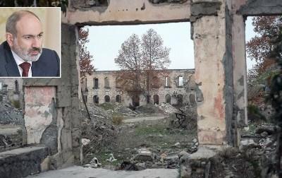 کاراباخ آزادی جنگ: جنگی قیدی چھڑوانے کے لیے آرمینی وزیراعظم کی آزربائیجان کو بیٹے کی حوالگی کی پیشکش