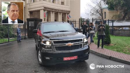 امریکہ اور مغربی ممالک آئندہ انتخابات میں مداخلت سے باز رہیں، مہیا کردہ ثبوتوں پر جواب دیں: روسی وزیر خارجہ