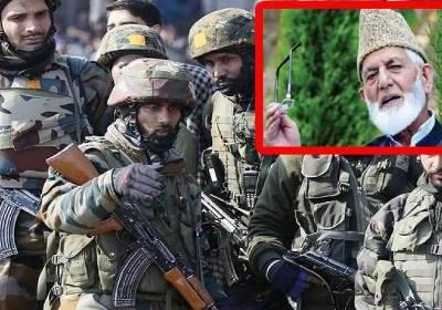 کشمیری رہنما سید علی گیلانی 92 برس کی عمر میں خالق حقیقی سے جا ملے: مقبوضہ وادی میں ہندوستانی فوج کی تعداد میں مزید اضافہ، شہریوں کو محبوب رہنما کی نماز جنازہ بھی ادا نہ کرنے دی گئی، تدفین رات کے اندھیرے میں کر دی گئی