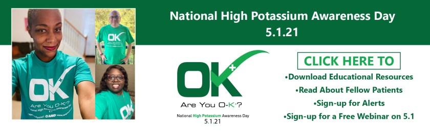 AAKP National High Potassium Awareness Day