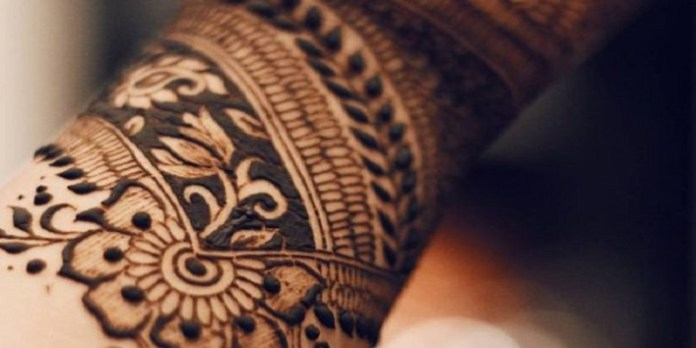 Common Mistakes to Avoid While Applying Mehndi