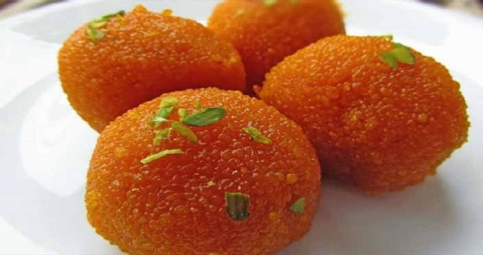 Motichur Laddu Recipe