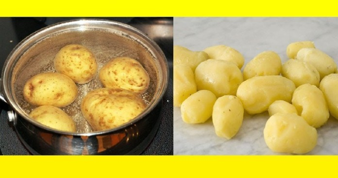 Potato Boiling Trick In Hindi