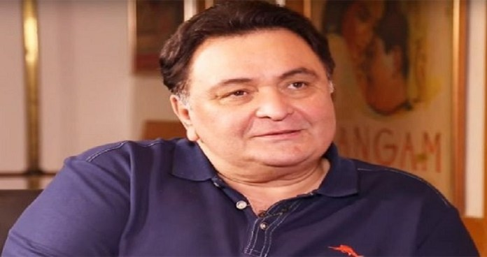 Actor Rishi Kapoor Dies To Cancer