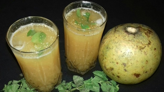 Bel Ka Sharbat Recipe