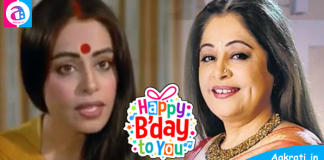 Happy Birthday Kirron Kher