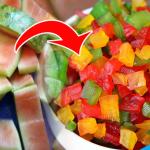 Watermelon Tutti Frutti Recipe