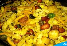 Khatta Mitha Mix Chivda