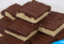 Chocolate Mawa Barfi Recipe