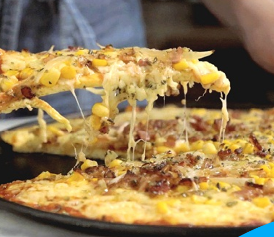Cheese Pizza Omelette