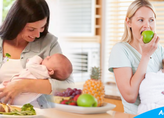 Foods after Cesarean Delivery