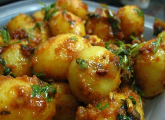 Aloo Achaar Recipe