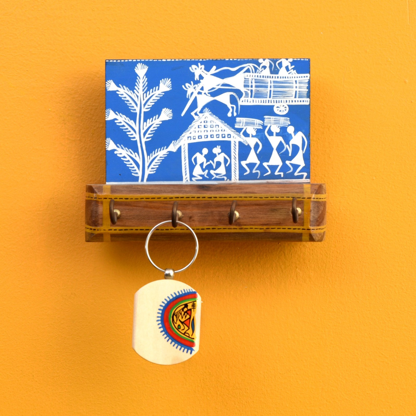 Handcrafted Key Hanger