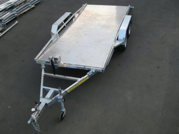 Car Trasporter Trailer For Sale