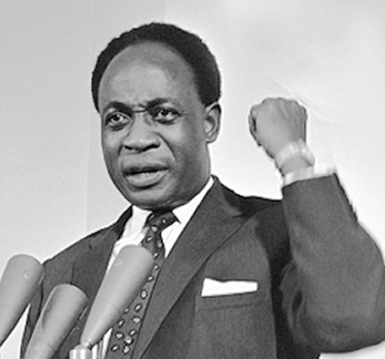 Kwame Nkrumah, Author Info, Published Books, Bio, Photo, Video ...