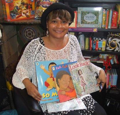 Trish Cooke Childrens Book Author Actress Screenwriter
