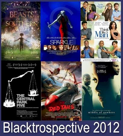 Blacktrospective 2012 - Annual Assessment of the Best in Black Cinema