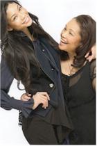 Chanel Iman & China Robinson