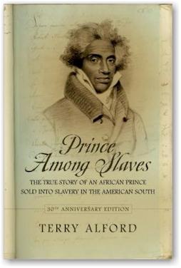 prince among slaves book