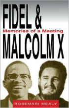 Fidel & Malcolm Book Cover