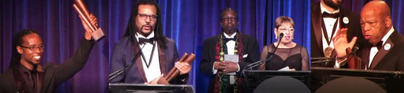 Black Writers Dominate the National Book Awards