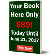 Spring Special - Your Book on Two Popular Pages Until June 21, 2017 – Only $89