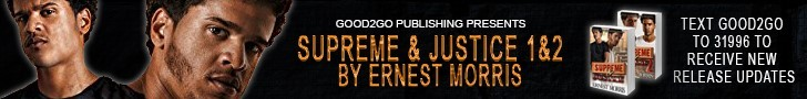 Supreme and Justice Ad Banner
