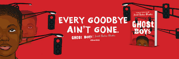 Ghost Boys, a New Novel from Jewell Parker Rhodes
