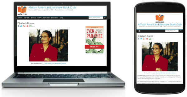 Get an Author Profile: Your Personal Website on AALBC