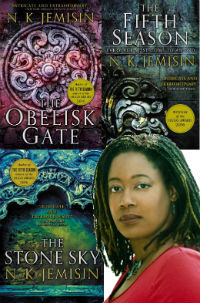 N. K. Jemisin the Only Writer to Win the Best Novel Hugo Award in three Consecutive Years