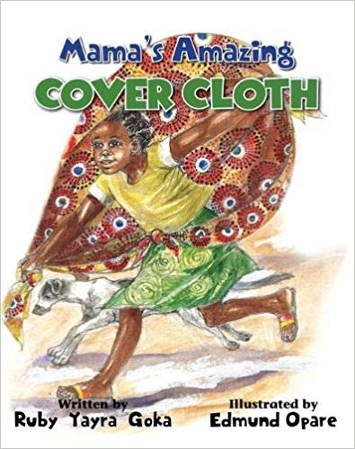 Click for a larger image of Mama's Amazing Cover Cloth