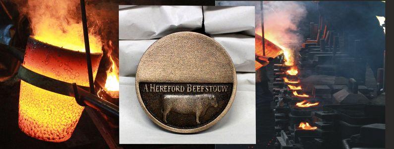 En bronzestøbning er meget mere end bare end bronzestøbning- Fra Svenstrup til Melbourne