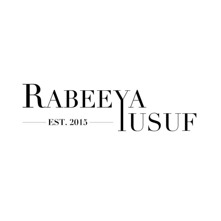 Dubai-based fashion designer. Visit her https://www.instagram.com/rabeeyayusuf/ to learn more.