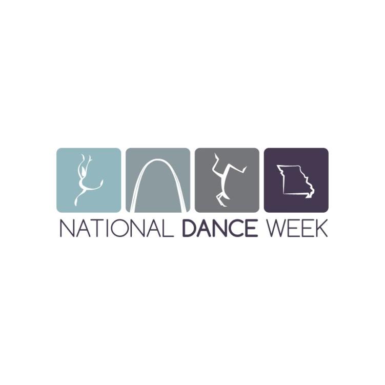 National Dance Week Logo Proposal.