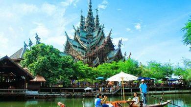 أهم المناطق السياحية في تايلاند