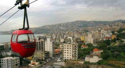 التلفريك في لبنان