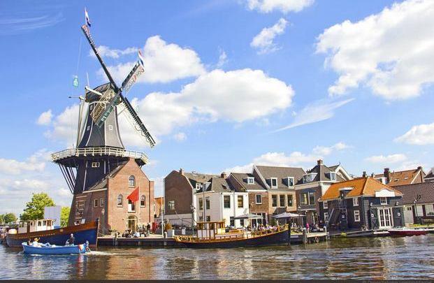 معالم سياحية في هولندا