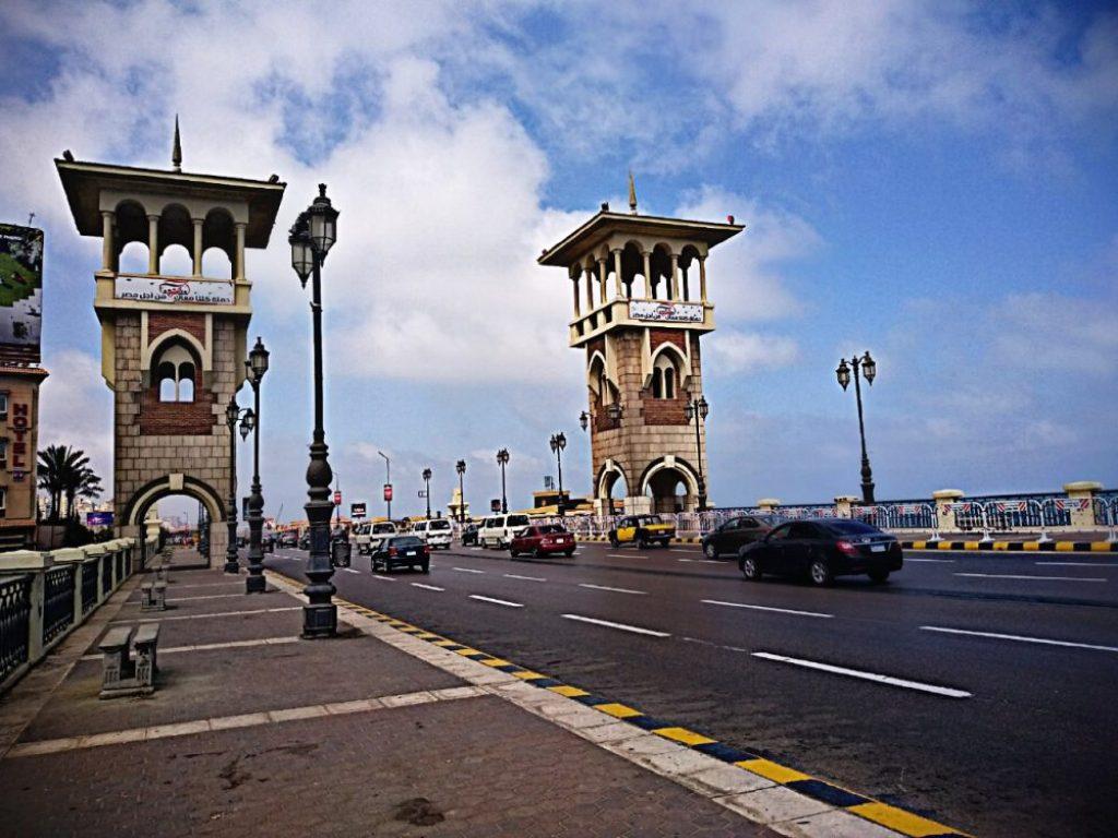 أهم المعالم السياحية بالإسكندرية