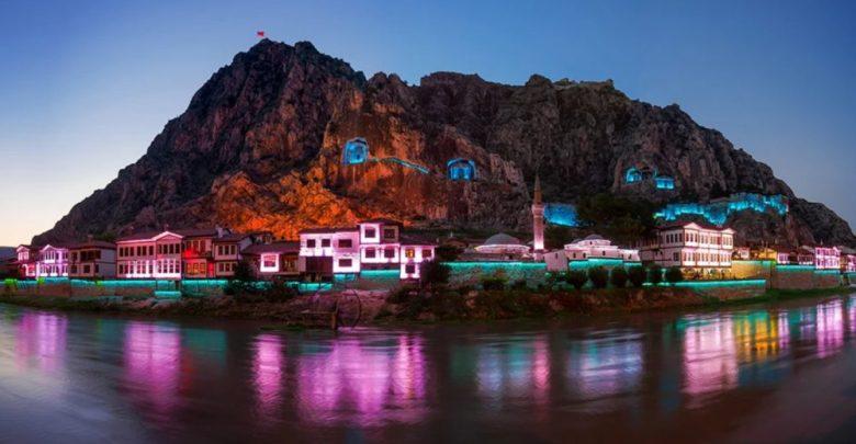 المعالم السياحية في أماسيا