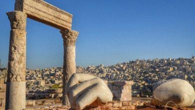 أفضل المعالم السياحية في عمان بالأردن