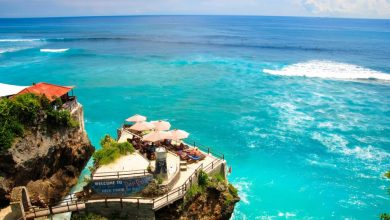 الأماكن المذهلة في بالي