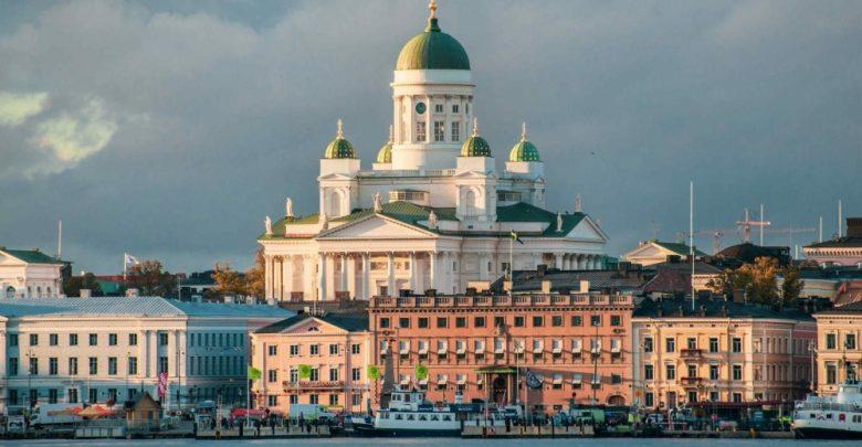 السياحة مدينة فنلندا