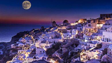 10 وجهات سياحية في اليونان